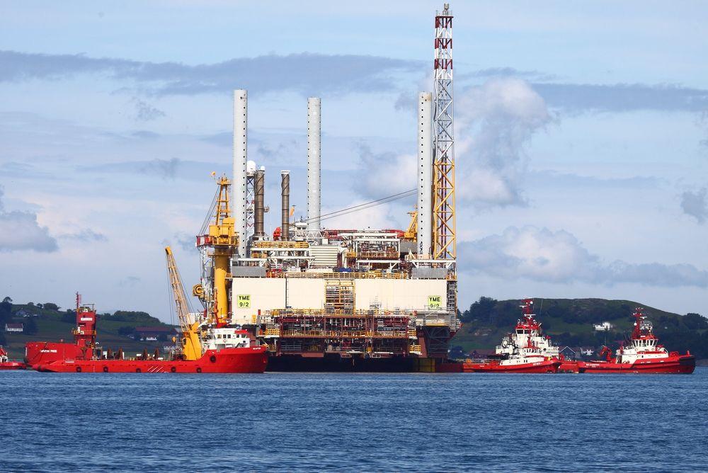 Yme-plattformen, som snart skal skrotes, er en av de største industriskandalene i norgeshistorien. Operatør Talisman vil ut av Norge, og et nyoppstartet norsk oljeselskap kan være interessert i å ta over.