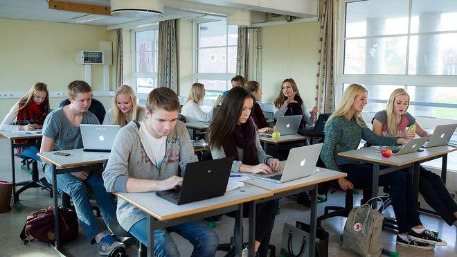 Norsk skole scorer lavt på databruk