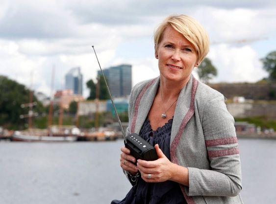 Kravene oppfylt: Det er opptil Regjeringen å bestemme om FM skal slukkes selv om kravene som ble satt i 2011 er oppfylt. kommunikasjonssjef i Digitalradio Norge, Mari Hagerup håper de gjrø det.
