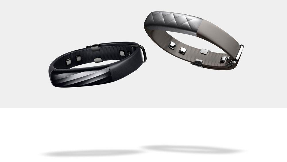 Jawbone Up3 har fått aluminiumsoverflate og nye sensorer.