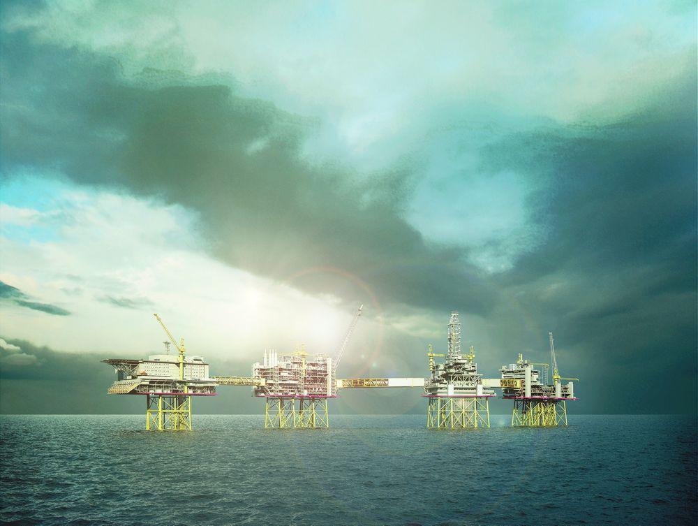 Naturlig forekommende radioaktive komponenter vil slippe ut fra Johan Sverdrup, skriver Statoil i sin konsekvensutredning, uten å presisiere hvilke og i hvilke mengder.