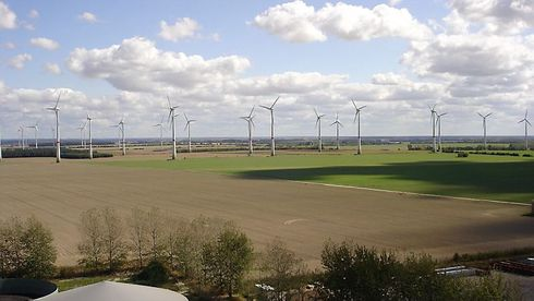 Det tyske strømsystemet kan bli helt fossilfritt