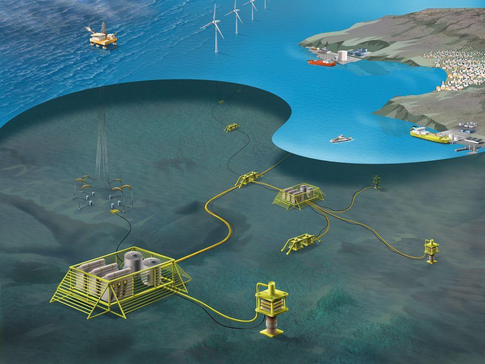Å oppdage feil i emning på offshore-installasjoner er svært krevende.