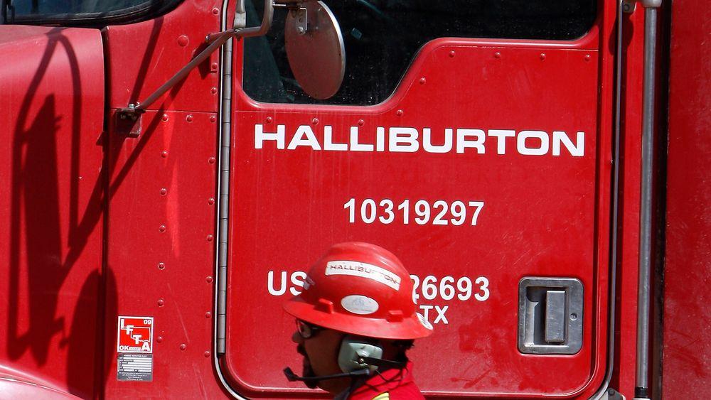 Halliburton kjøper konkurrenten Baker Hughes for 34,6 milliarder dollar.