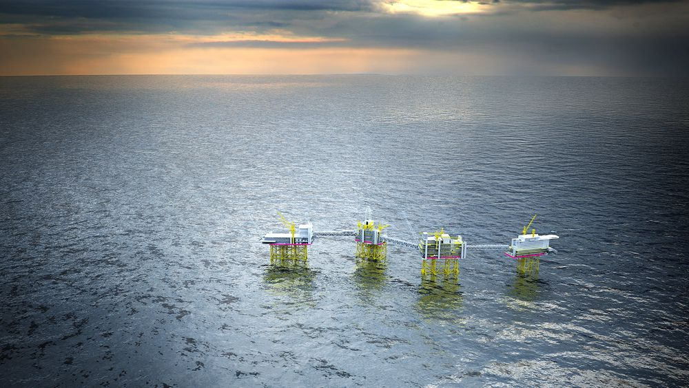 Det er planlagt egen boligplattform på Johan Sverdrup, men Industri Energi mener det planlegges for få sengeplasser. – Det bygges ikke for framtiden, sier forbundslederen.