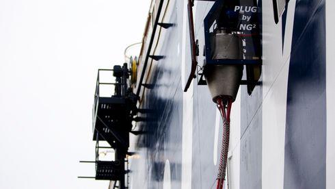 Oslo vil ikke ha landstrøm - frykter cruiseskip vil unngå Oslo havn