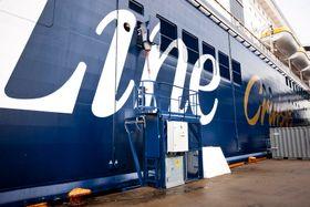 I 2011 tok ColorLine i bruk landstrøm i Oslo, som det første store skipet med høyspenttilkobling.