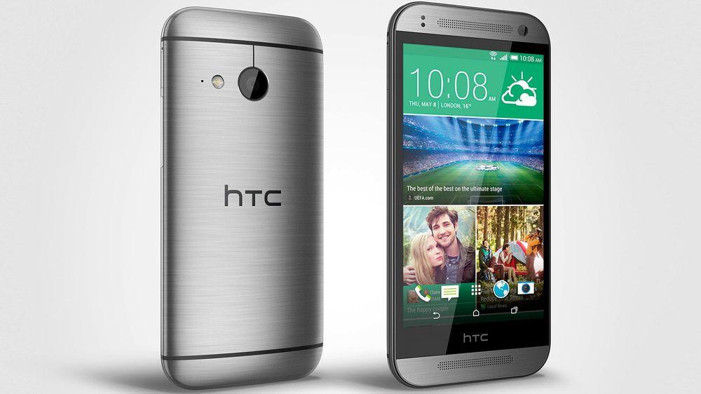 HTC har lansert en mindre utgave av One (M8).
