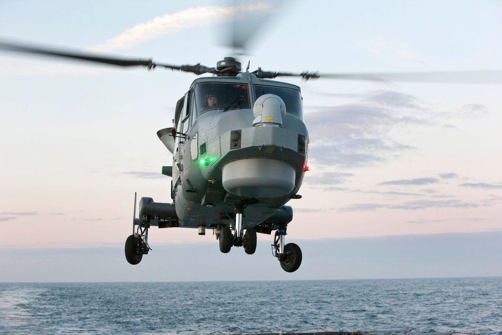 Agusta Westland AW159 Wildcat