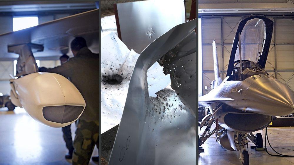 Norsk forsvarsindustri, her representert ved Joint Strike Missile, ammunisjon fra Apex og Kitrons leveranser til F-35, bruker non-profit-organisasjonen Nadic til å etablere relasjoner til Pentagon.