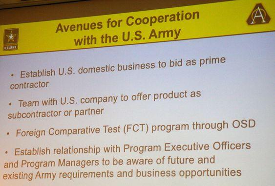 """Ann Cataldo er """"Deputy assistant Secretary of the Army"""". Her deler hun sine viktigste råd til norske bedrifter som ønsker å få vurdert sine produkter hos det amerikanske forsvaret."""