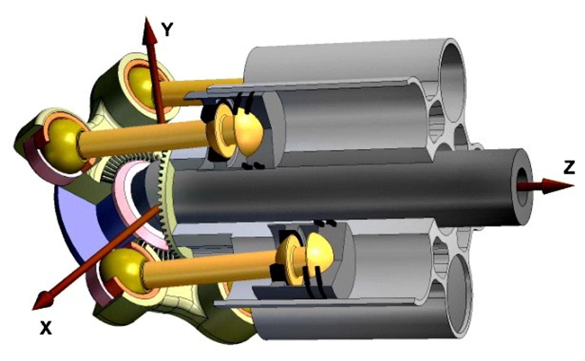 Utvikler elbilmotor med teknologi fra andre verdenskrig