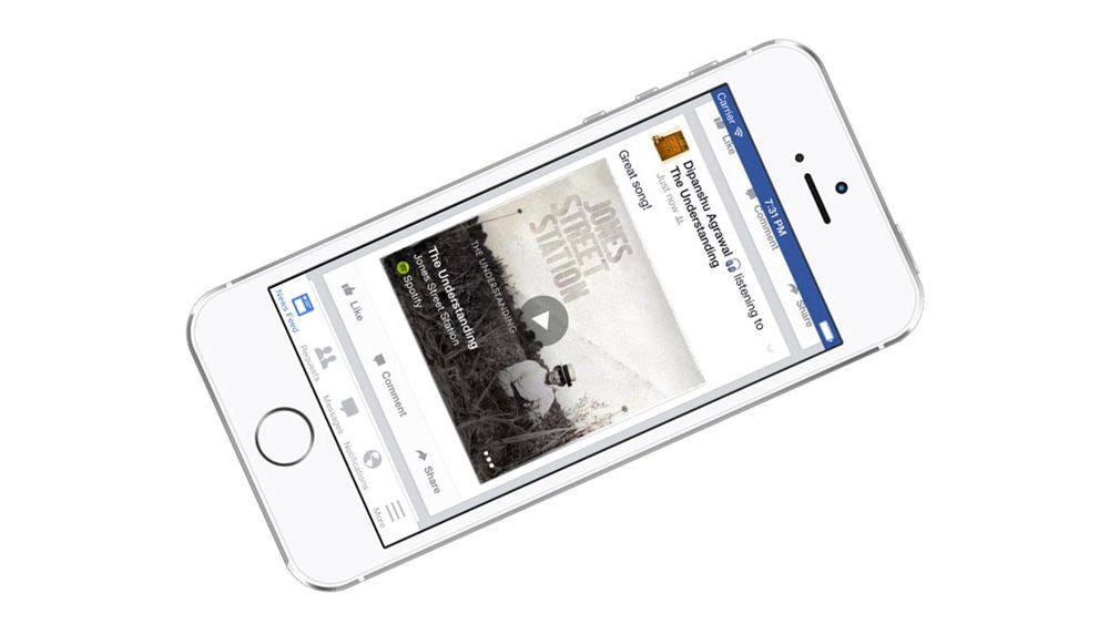 Nå skal Facebook lytte for å identifisere hva du hører på eller ser på TV.