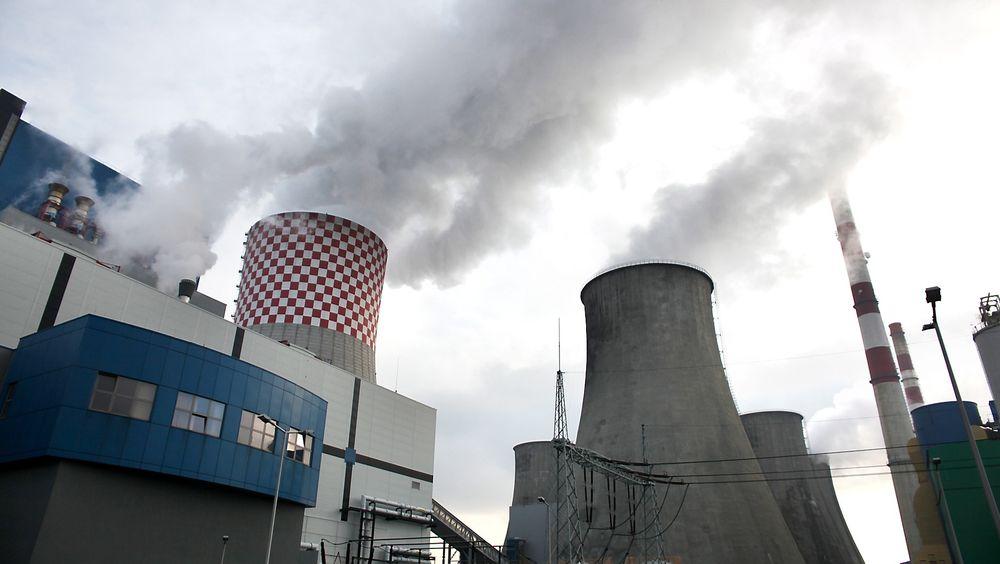 Kvotemarked ute av drift: En reduksjon av utslippene på norsk sokkel popper ikke lenger automatisk opp i form av økte utslipp på polske kullkraftverk.