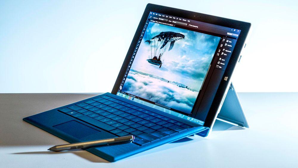 Siste skudd på stammen:Microsoft Surface Pro 3 kommer med masse ny innovasjon og en ambisjon om å slå sammen PC-en og nettbrettet.