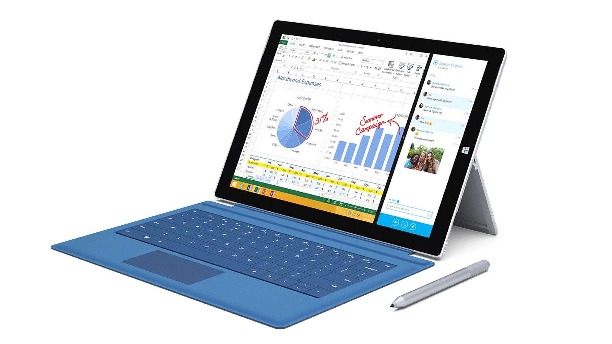 Microsoft slår tilbake i nettbrett markedet Tu.no