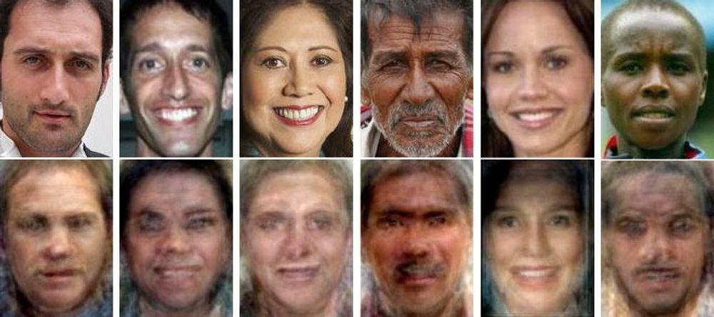 Ved å måle hjerneaktivitet har forskere ved Yale, Berkeley og New York University klart å rekonstruere bilder av ansikter forsøkspersonene ser på.