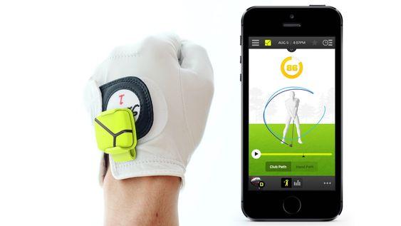 Zepp Golf er dingsen som kan gjøre deg til en bedre golfspiller.