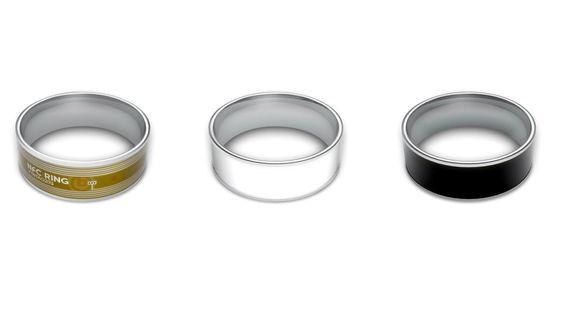 NFC Ring er en ring med NFC integrert. Hva du skal bruke det til er opp til deg.