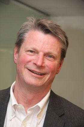 Stolt: Lars Gørvell-Dahll fra utstyrsleverandøren Kongsberg kapret første styrelederrolle i nyetablerte SEA Europe.