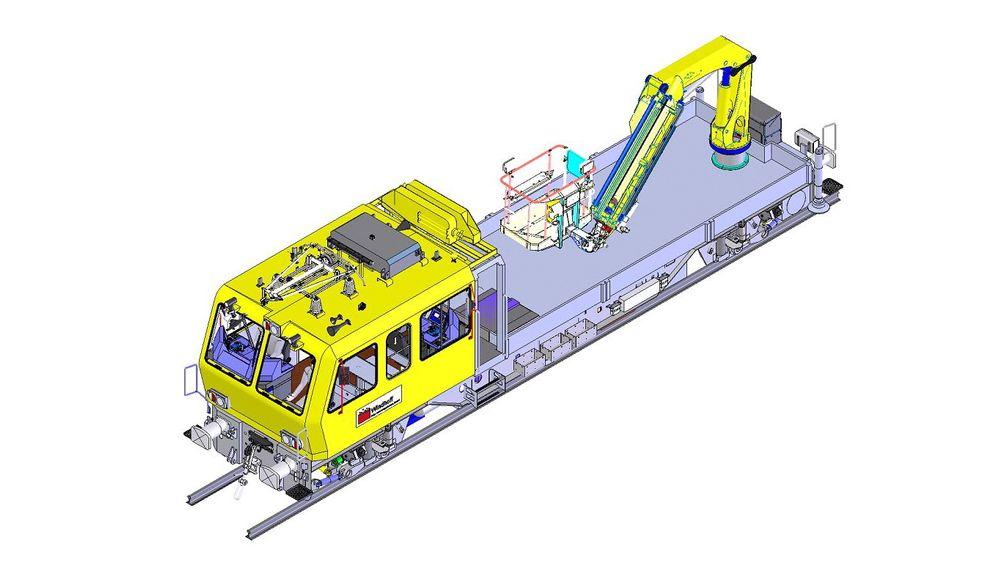 Slik blir de nye flerbruksmaskinene til Jernbaneverket.