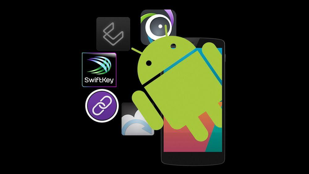 Androids åpne natur lar deg bruke apper som ikke ville fungert på iOS eller Windows.
