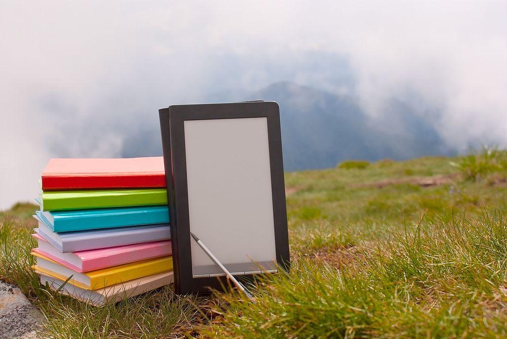 Snart blir norske e-bøker distribuert gjennom amerikanske kanaler.