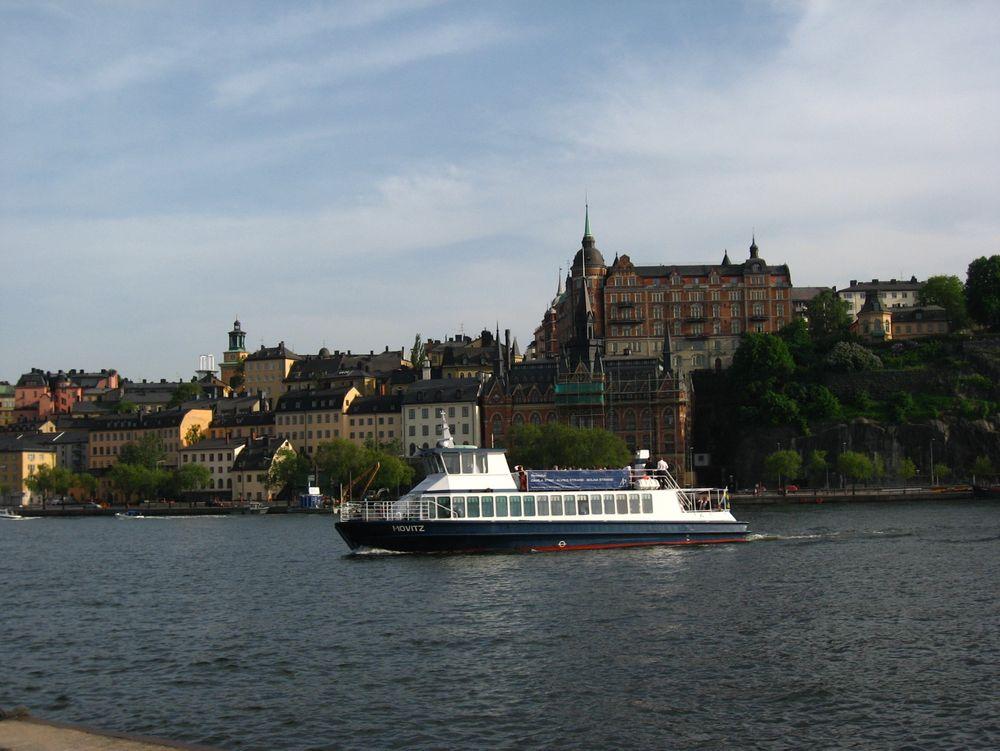 Stockholms nye el-ferge blir den første rene el-fergen i sin størrelse.
