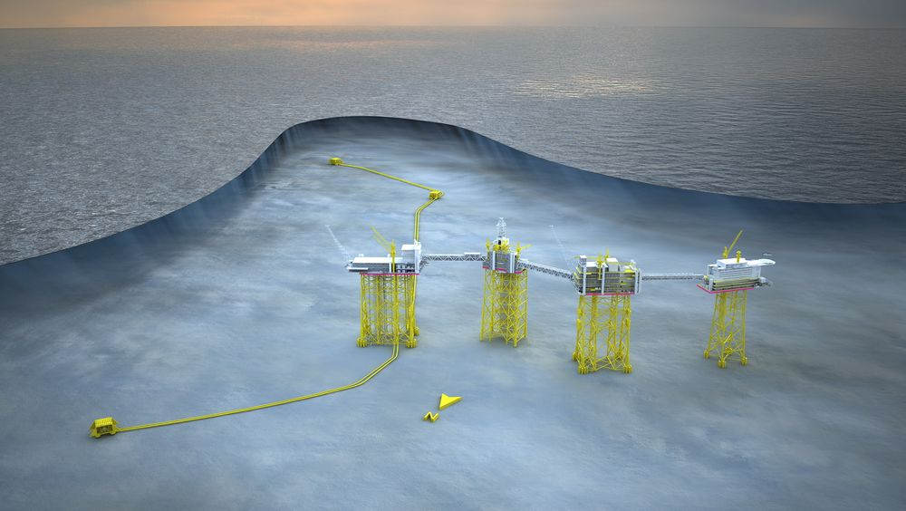 Johan Sverdrup er Norges største industriprosjekt på svært mange år.