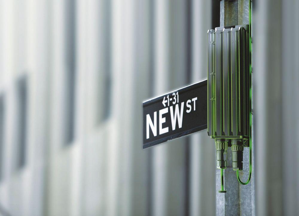 """Den nye strømforsyningen fra Eltek er utviklet for å skli inn i omgivelsene og bidra med minst mulig """"visuell støy""""."""