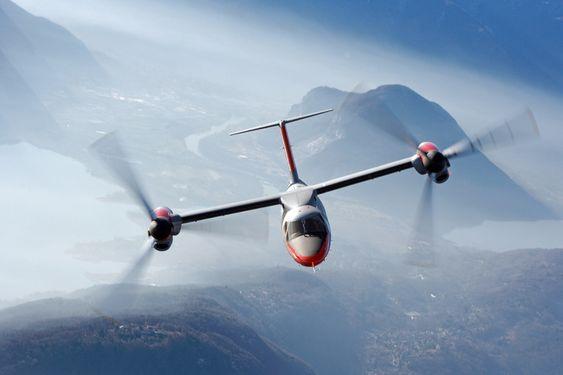 AW609 har egenskaper som er tiltalende for oljeindustrien: Høy flyhastighet, -høyde og stor rekkevidde. Passasjerkapasiteten er dog begrenset til ni.