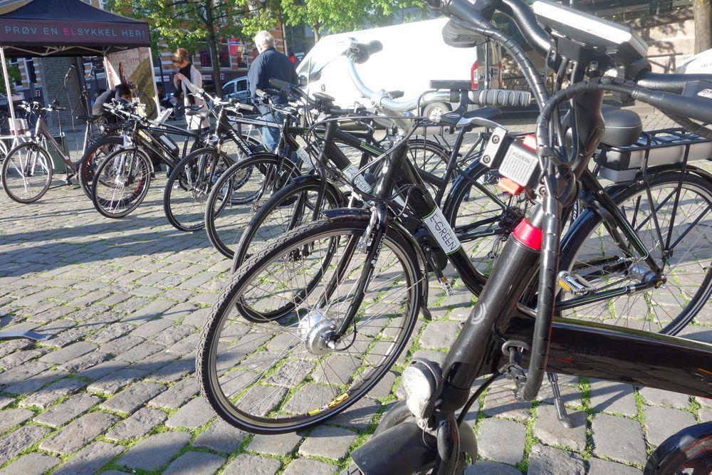 ELLE, MELLE: Det finnes mange elsykkelmodeller på markedet. Kartlegg behovene og finn ut nøyaktig hva du trenger før du kjøper, råder Norges Syklistforening.
