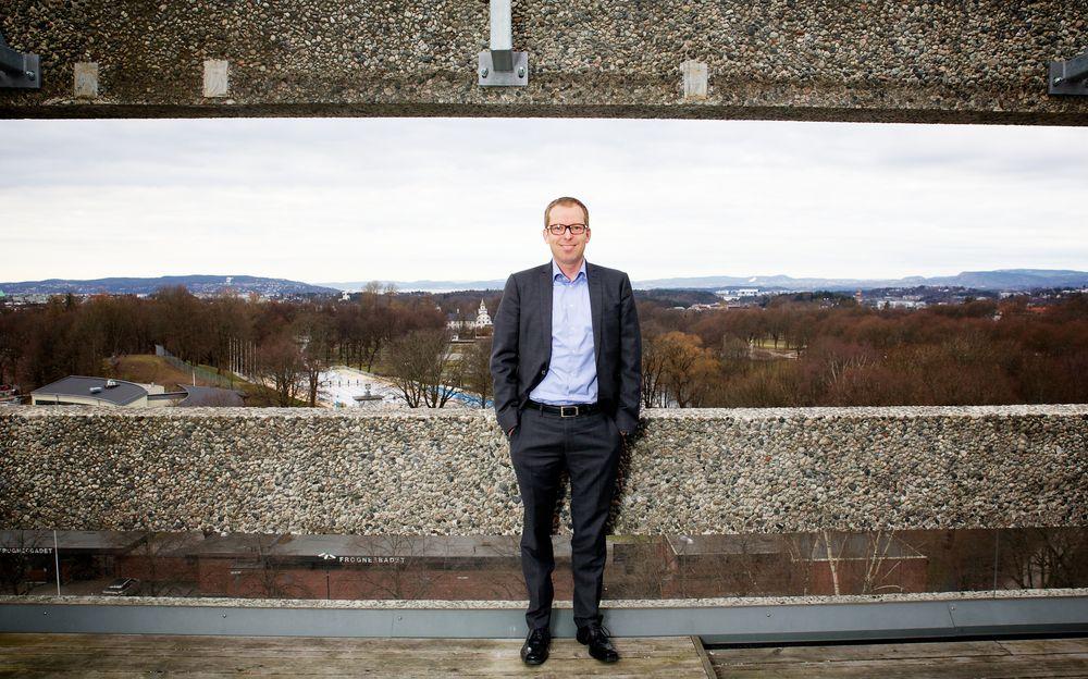 "Abeliasjef Håkon Haugli foreslår at staten ""matcher"" private investeringer i selskaper i tidligfase."