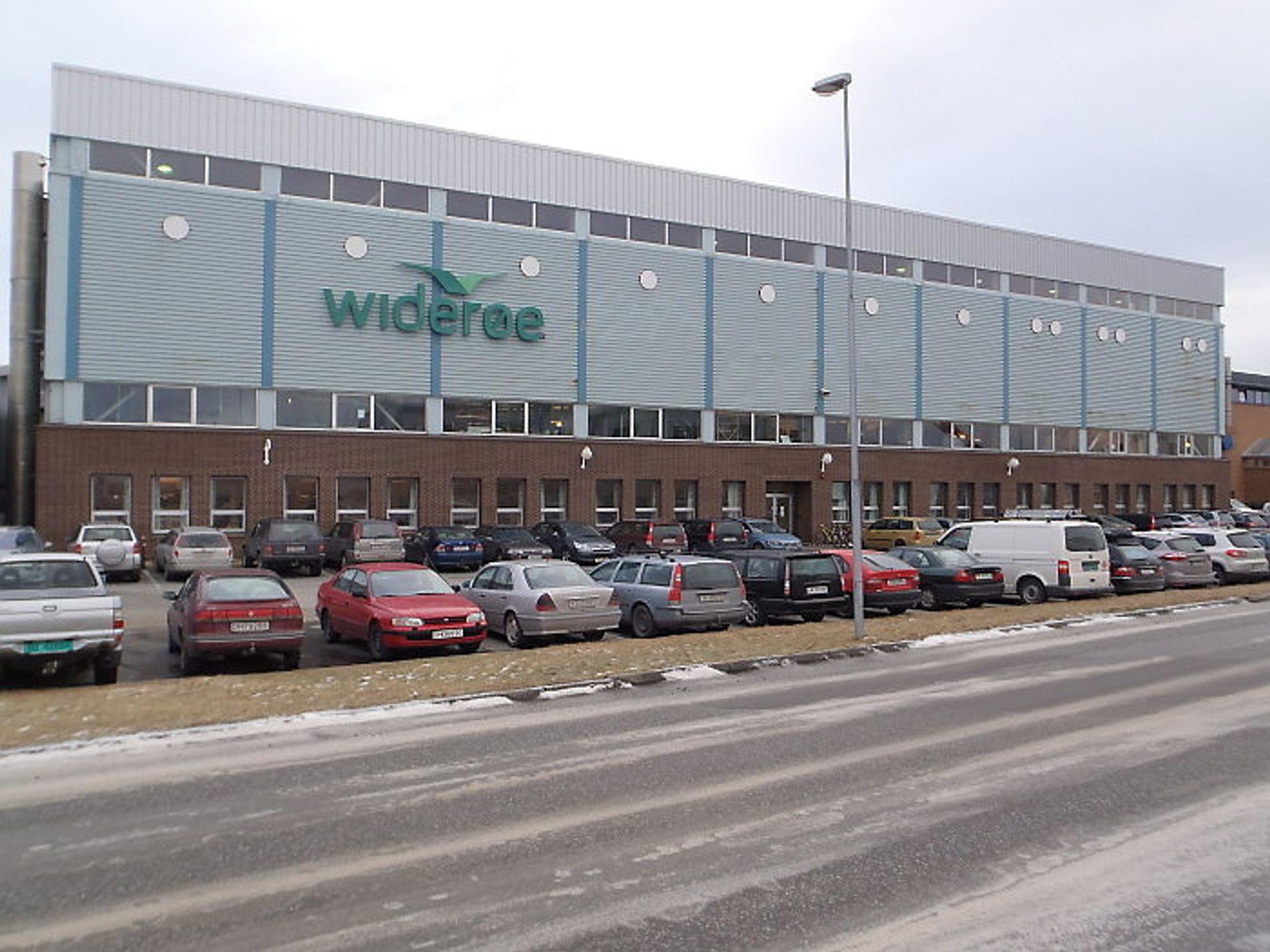 Widerøe sparer 1,6 millioner kroner i året etter at de valgte å satse på en rekke energieffektiviseringsløsninger i 2012.
