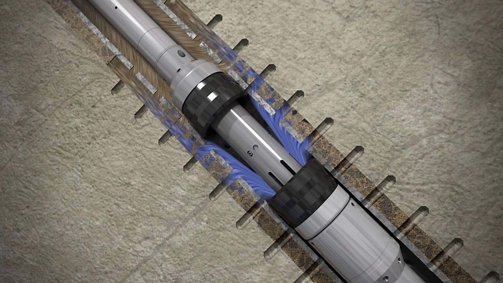 Hydrawell har utviklet teknologi for å plugge gamle oljebrønner på en raskere måte.
