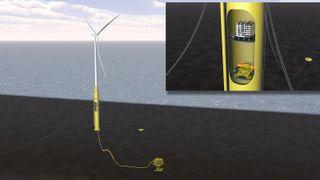 Vil bruke havvind til å øke oljeutvinningen