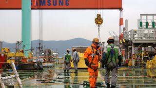 Mens tre har mistet livet på Goliat, har ikke Statoil hatt noen ulykker i Korea