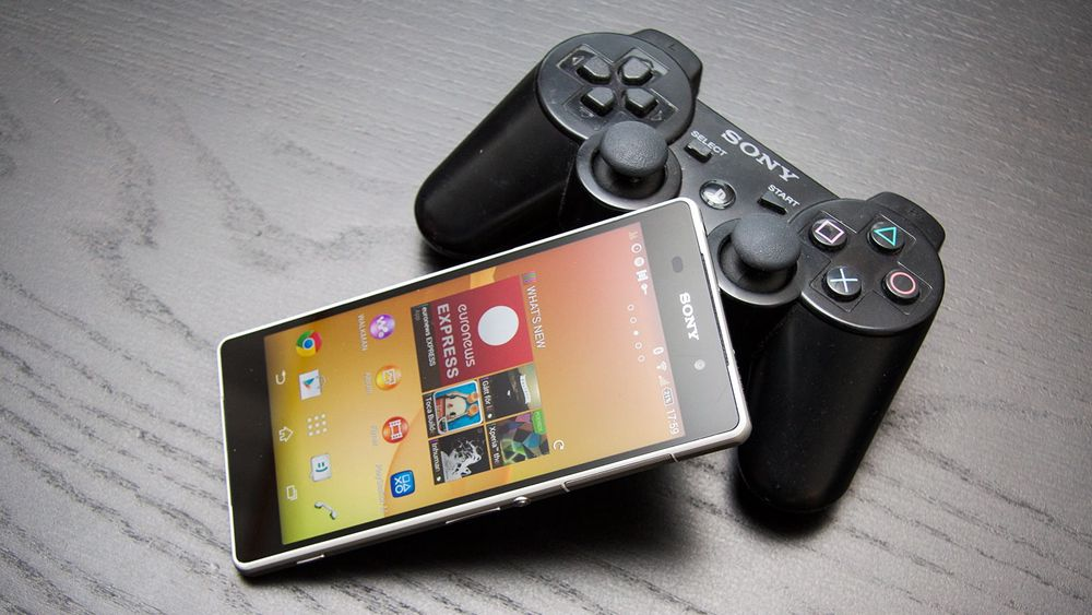 Har du en PlayStation 3? Da har du også en kontroll til mobilen.