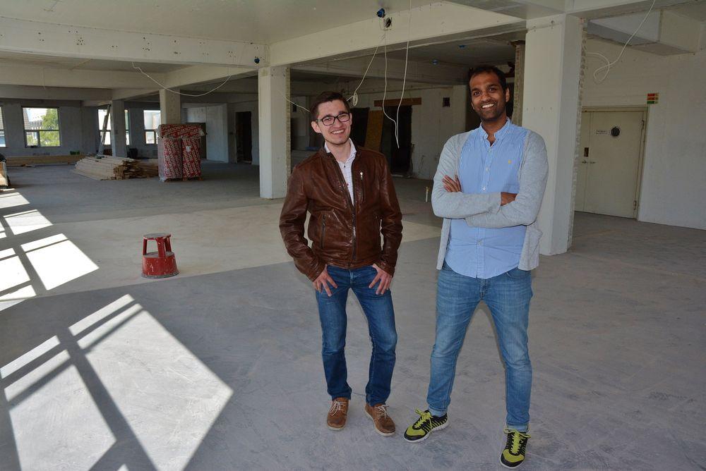 Max Gouchan vil ha lange dager i kreativt fellesskap, og ser til San Fransisco som et forbilde.