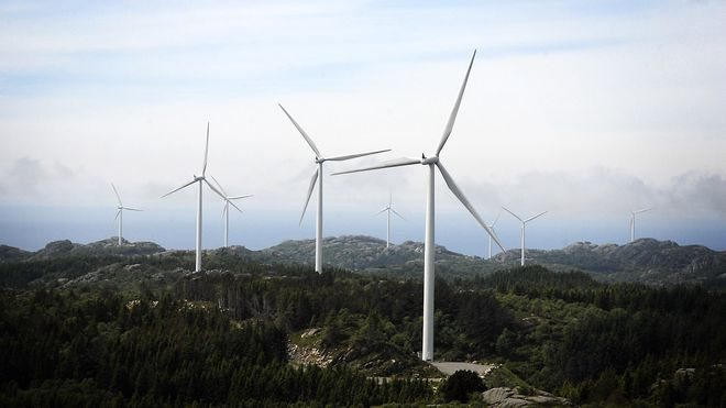 Samfunnet har brukt 2 milliarder på konsesjoner til vindkraft