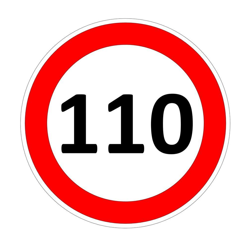 Økte fartsgrenser på nye strekninger.