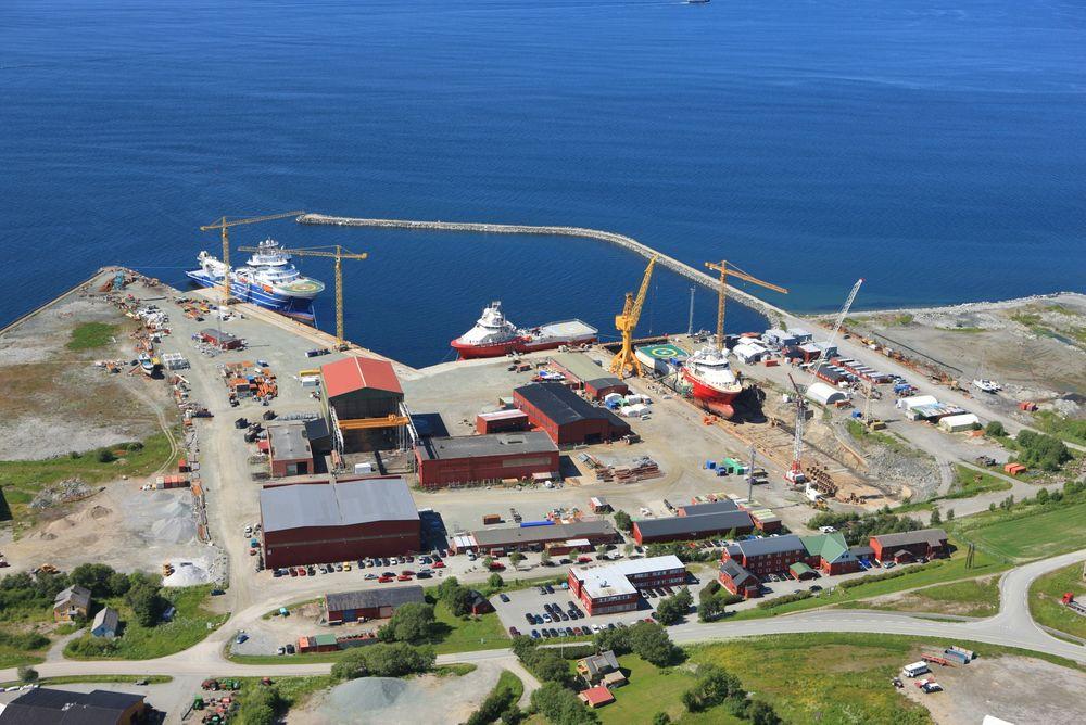 Noryards Fosen skal ha rundt 180 ansatte ved normal drift. Verftet skal konsentrere seg om bygging av offshoreskip, ikke lenger store passasjerferger.