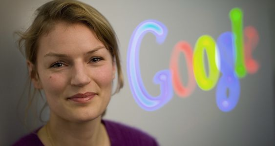 – Du møter ikke mange ansatte hos Google som ikke tror at internett kan redde verden, eller deler av den. Veldig mange er engasjert i idealistiske prosjekter. De ønsker å gjøre en forskjell, sier Christine Sørensen.