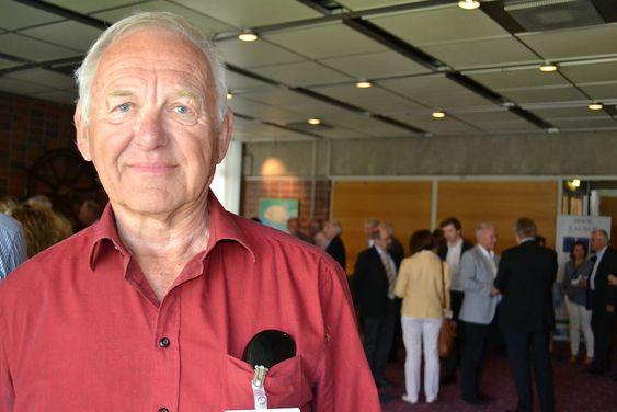 Utkaster: Skipsingeniør Egil Olbjørn var med på å sette strengere krav til skip og rederier på midten av 90-tallet for å gjenopprette tillit. DNV kastet skip og rederier ut av registeret.