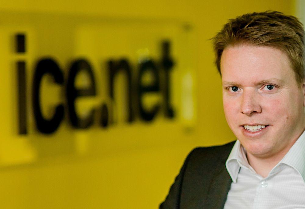 Kommenterer ikke: Adm. direktør for ICE i Norge, Eivind Helgaker vil ikke kommentere Netcoms oppkjøp av Tele2, men snakker gjerne om egne planer for en landsomfattende 4G-nett.