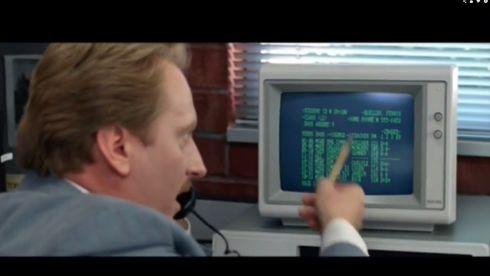 Slik ble datahacking fremstilt i 80-tallsfilmer
