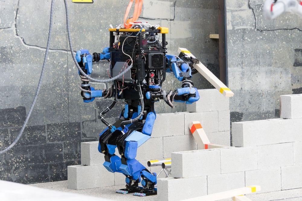 Schaft stakk av med seieren under Darpa Robotics Challenge og nå stikker den av fra hele konkurransen.
