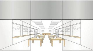 Nå får ingen kopiere Apple Store