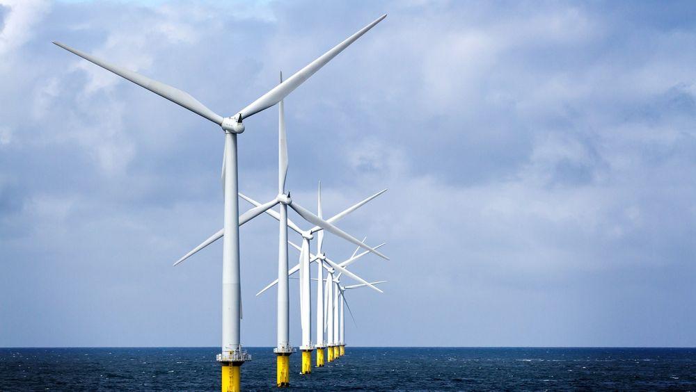 Havvindmomentumet i Europa har sunket siden i fjor. Storbritannia står for størsteparten av installasjonene.