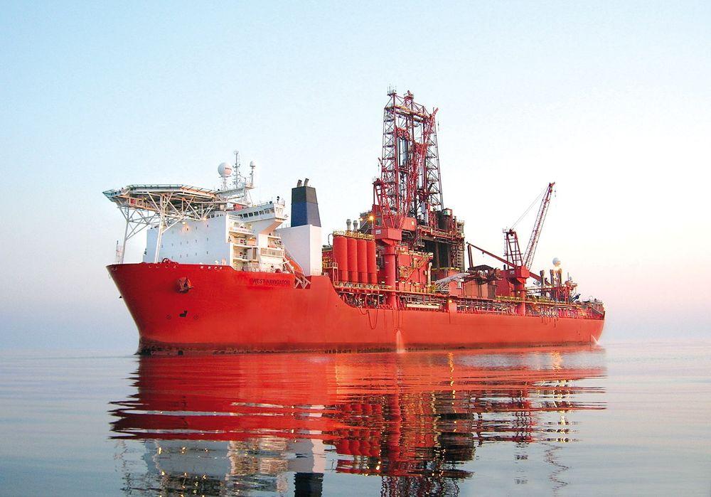 West Navigator fant gass i Ivory-prospektet, men det fremstår fortsatt som usikkert om funnet er kommersielt eller ikke.